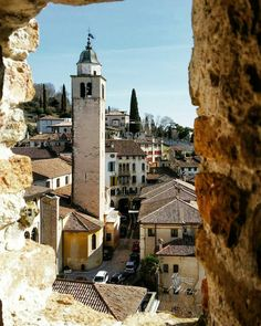 Asolo, Veneto - very beautiful village