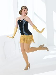 A Little Party | Revolution Dancewear 2015 Costume Collection