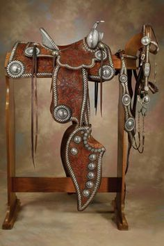 High Noon Western Americana Show - Gleannloch Farms Horse Gear, Horse Tack, Horse Accessories, Boat Art, Horse Supplies, Farm Art, High Noon, American Indian Jewelry, Leather Pattern