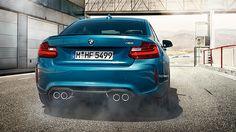 BMW M2 Coupé - Comfort en veiligheid - BMW.nl
