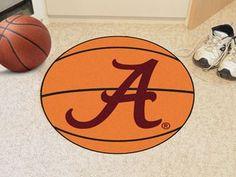 "University of Alabama Basketball Mat 27"""" diameter"