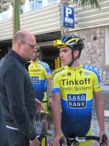 Riis happier after selling team to Tinkov