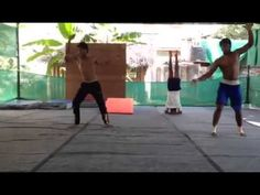 Advanced mobility workouts in Chennai Mixed Martial Arts class | All of MMA
