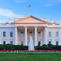 The White House, Washington DC; United States.