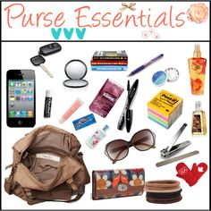 """Purse Essentials"""