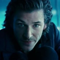 """""""I'm not going to be the person I'm expected to be anymore!..."""" - Bleu de Chanel - The Film, with French actor Gaspard Ulliel and fashion model Ingrind Schram, Directed By Martin Scorsese (Source : http://www.greatsong.net/PEOPLE-PUB-CHANEL-AVEC-GASPARD-ULIEL-SIGNE-SCORSESE-21314.html#) #Chanel #advertising #Ulliel #Scorsese #NYC #bleu #perfume"""
