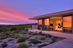 Grootbos Private Nature Reserve: the Tanqueray botanicals meets the Grootbos fynbos for the perfect sundowner spot.