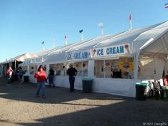 Ice cream is a definite must at Quartzsite!