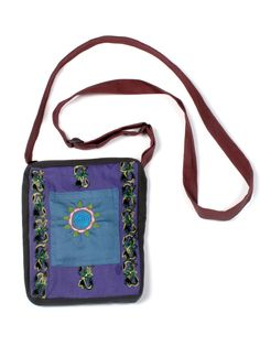 Embroidered Passport - Blue Sky Design Company, Inc. Amazing little boho bag with  huge style.  Beautiful handbag for the modern hippie. Perfect for festies and everyday. #wearbluesky #Boho #purses