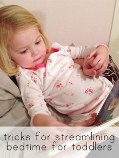 Cut down the stalling and get your bedtime routine down to about 10 minutes!