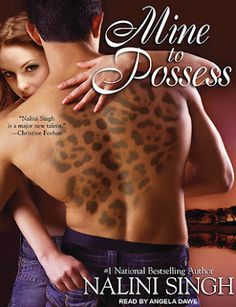 By Nalini Singh - Psy- Changeling series #4 - Paranormal Romance