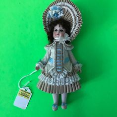 Well Dressed Mignonette Reproduction Doll