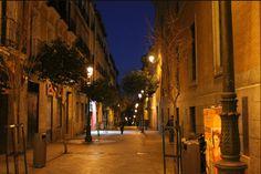 madrid/ night/ lonely streets/ night walks Walks, Lonely, Madrid, Street, Night, City, Cities, Loneliness, Walkway