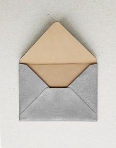 Anve | Envelope Silver