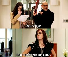 Who's that? ~ The Devil Wears Prada (2006) ~ Movie Quotes