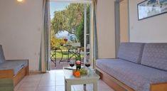 Artemis Apartments - Authentic Crete, Villas in Crete, Holiday Specialists Crete Holiday, Sofa, Couch, 2 Bedroom Apartment, Artemis, Villas, Apartments, Furniture, Home Decor