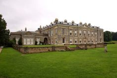 The rear of Althorp House - Althorp - Wikipedia, the free encyclopedia