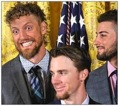 6-4-15. The Giants at the White House..again!