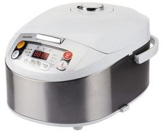 Multicooker Philips 980 W, 5 l, Programe automate, Timer, Alb/Argintiu - eMAG. Healthy Dishes, Healthy Cooking, Rice Cooker, Slow Cooker, Philips Viva Collection, Multicooker, Heating Systems, Kitchen Appliances, Robot