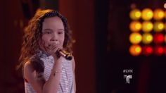 Samantha canta 'Cake by the Ocean' de DNCE    La Voz Kids 2016