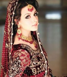 Aisha Linnea Akhter Latest Bridal Dresses Photo Shoot Fashion Dresses for Women Fashion By best Pakistani Fashion Designers. Latest Bridal Dresses, Beautiful Bridal Dresses, Bridal Outfits, Wedding Dresses, Beautiful Bride, Beautiful Women, Wedding Hijab, Wedding Suits, Indian Wedding Album Design