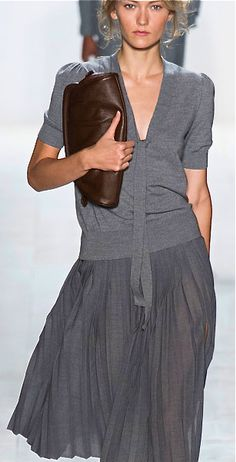 Of course, the see-through skirt is not going to work but I love that sweater! #PersonalLeadership #Women