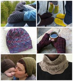 Looking for a quick knit, or have a single skein leftover from a larger project and wondering what to do with it? Look no further! We've put together a roundup