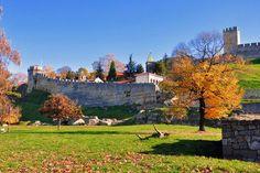 When #autumn comes in #Belgrade.