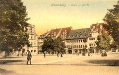 Markt, 1909