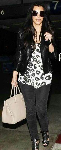 Kim kardashian fashion