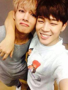 Jiminie & Taehyungie