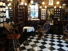 Antique Barbershop II