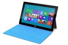 Microsoft has unveiled Surface, a tablet computer to compete with Apple's iPad.