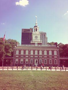 for the national holiday. #philadelphia #travel