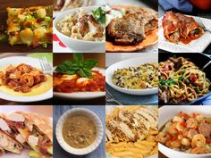 6 weeks of dinner ideas w/ recipes...this will come in handy!