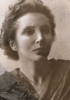 "Anaïs Nin, early 1920s. - ""Life shrinks or expands in proportion to one's courage."" ~Anaïs Nin, Diary, 1969"