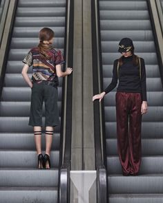 TheFours Mondaine Collection Offers Escalator Style