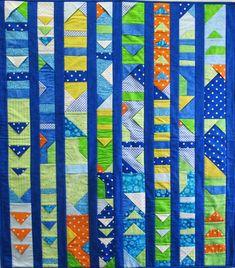 Column Quilts by Nancy Zieman