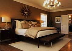 If you are living in your own house or a rental place, you can vary your interior design choice to transform your living quarters into a home. Those with a budget can use affordable interior design products in order to spruce up one room or revamp an. Master Bedroom Set, Master Bedroom Interior, Gold Bedroom, Home Decor Bedroom, Bedroom Wall, Bedroom Ideas, Bedroom Furniture, Bedroom Cabinets, Bedroom Designs