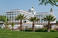 AMARA DOLCE VITA LUXURY – UAI 5 */KEMER Antalya, Mansions, House Styles, Home Decor, Decoration Home, Manor Houses, Room Decor, Villas, Mansion