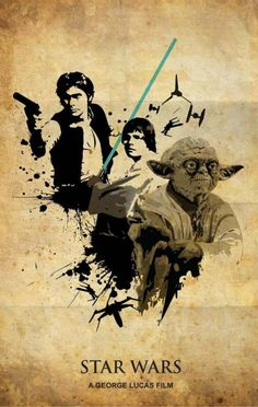 · Star Wars Posters by Posterexplosion ·
