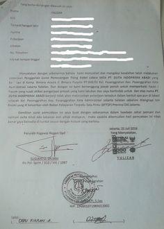 Indikasi Penyimpangan di Kelurahan Pesanggrahan, Fungsi Itbanko Jaksel Layak Dipertanyakan