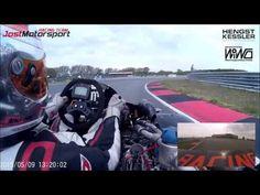 OSCHERSLEBEN 2015 Race 1 - European Superkart Series (ESS) - Andreas Jos...