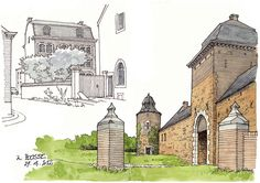 Housse, ferme by gerard michel, via Flickr