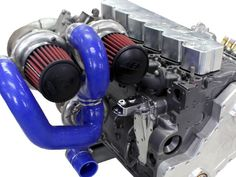 Triple Turbo Kit for 1994-2007 5.9L Cummins Diesel Engines www.DieselPowerSource.com
