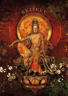 Duirwaigh Studios - Portfolio, showcasing the art of Angi & Silas Black Buddha, Thangka Painting, Thing 1, Buddhist Art, Gods And Goddesses, India, Deco, Photo Art, Believe