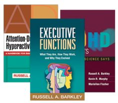 Dr. Russell A. Barkley - Dedicated to Education and Research on ADHD  Website