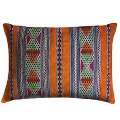 Multi Color Moroccan Pillow