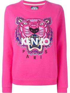 Kenzo 'tiger' Sweatshirt - Petra Teufel - Farfetch.com