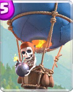 Balloon  Clash Royale Deck Builder http://ift.tt/1STR6PC